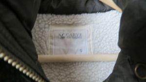 CARVE DESIGNS Jackets & Coats - Carve Designs brown fleece nylon vest S
